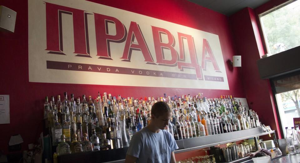 Pravda Bar And Restaurant Fresno