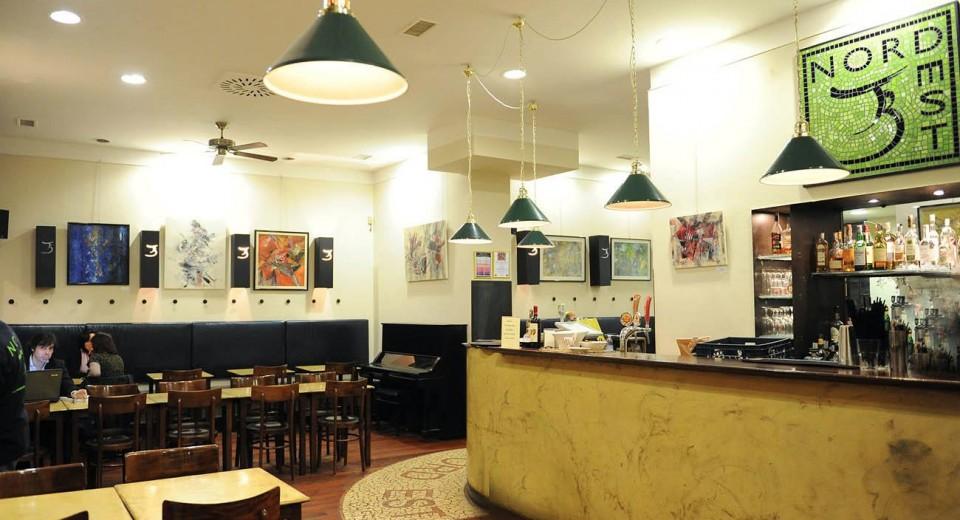 Nordest caff milano zero for Bar 35 food drinks milano