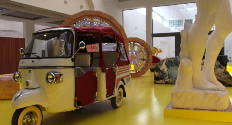 Triennale design museum milano zero for Viale alemagna 6 milano