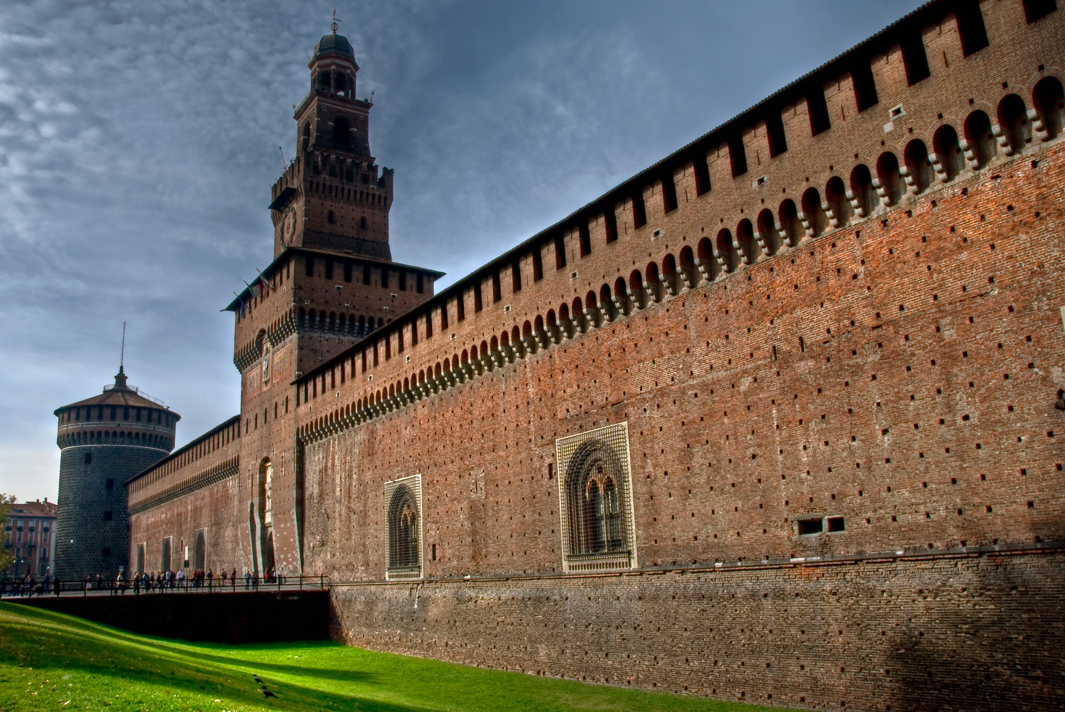 Castello Sforzesco Milano Zero
