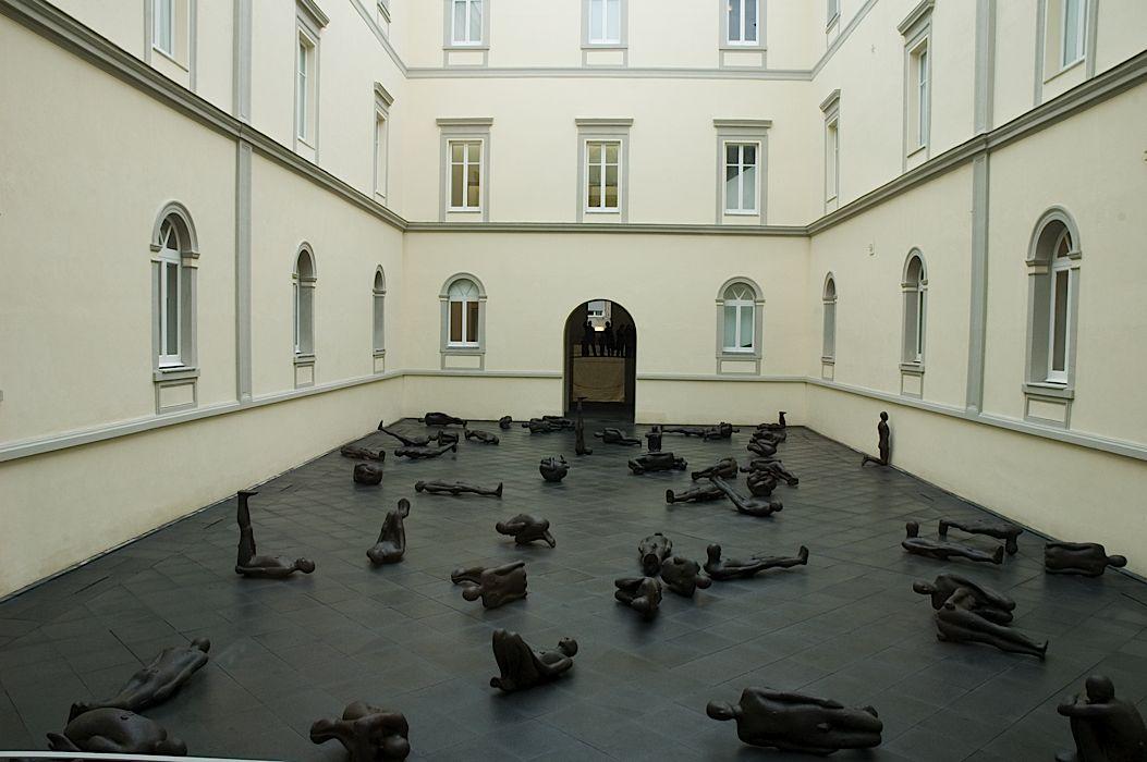 Madre Museo D Arte Contemporanea Donnaregina Napoli Zero