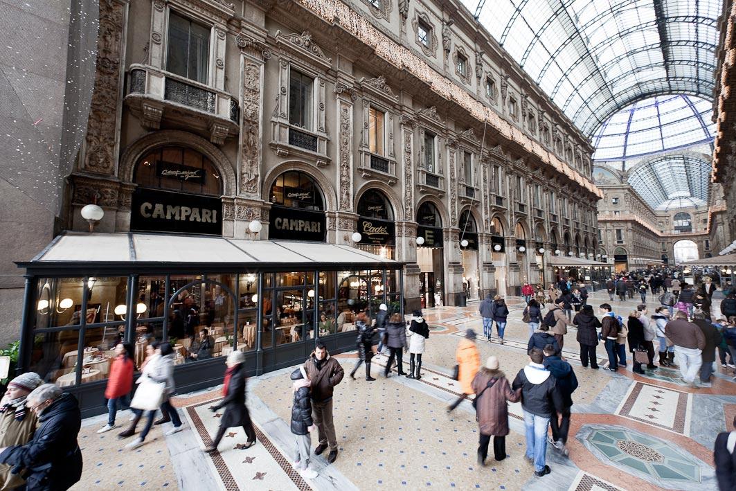 Café Trussardi | Milano | Zero