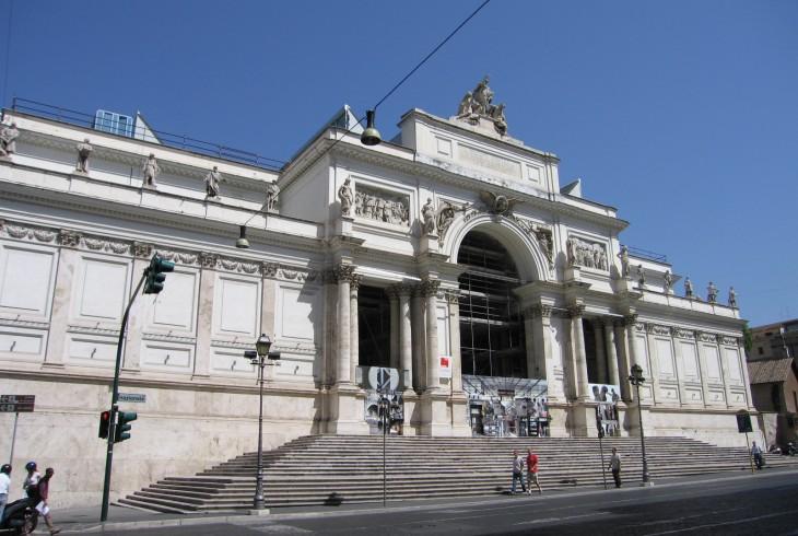 Galleria nazionale d 39 arte antica a palazzo barberini for Palazzo delle esposizioni rome italy