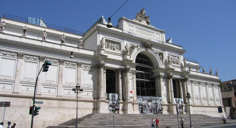 palazzo delle esposizioni roma zero