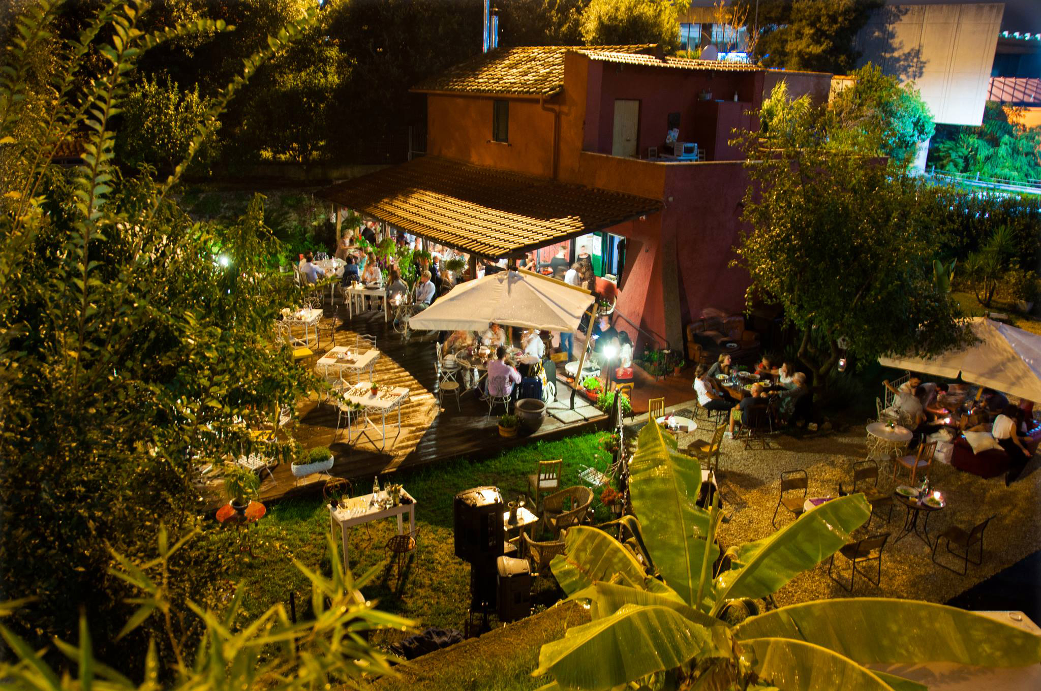 Italian Garden Restaurant Canyon Lake Tx