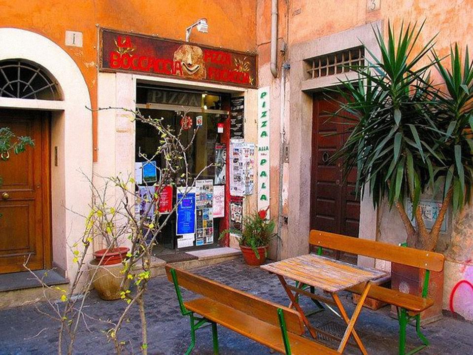 Casa Roma Pizzeria Kitchen Nightmares