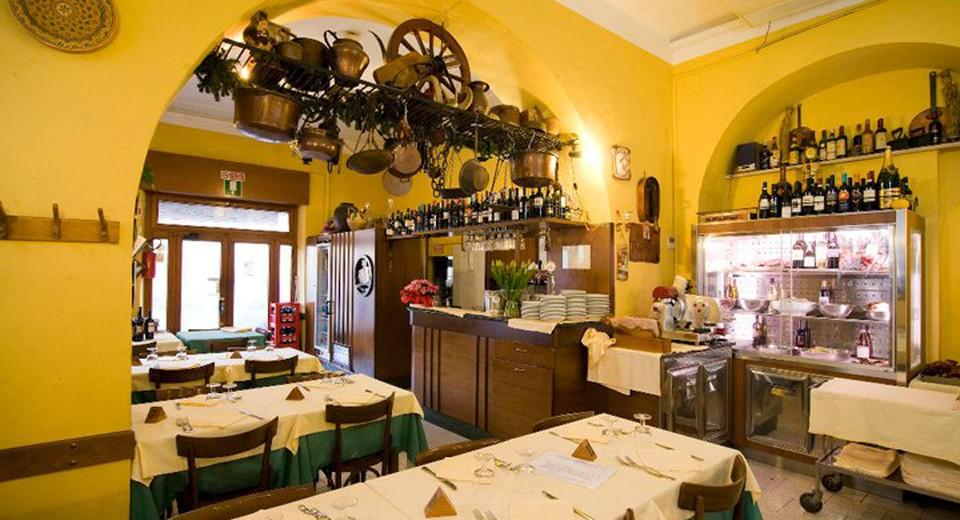 La Tavernaccia | Roma | Zero