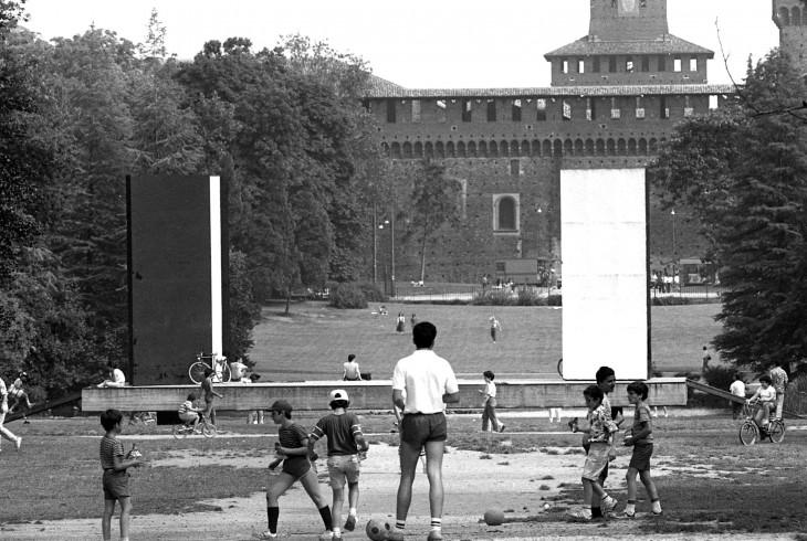Piazza del cannone milano zero for Piazza del cannone