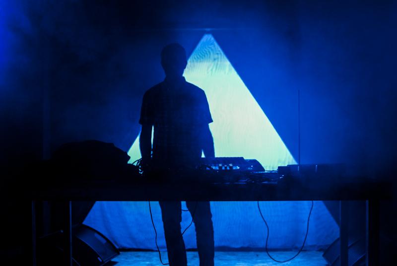 Bochum Welt, il buio e la piramide