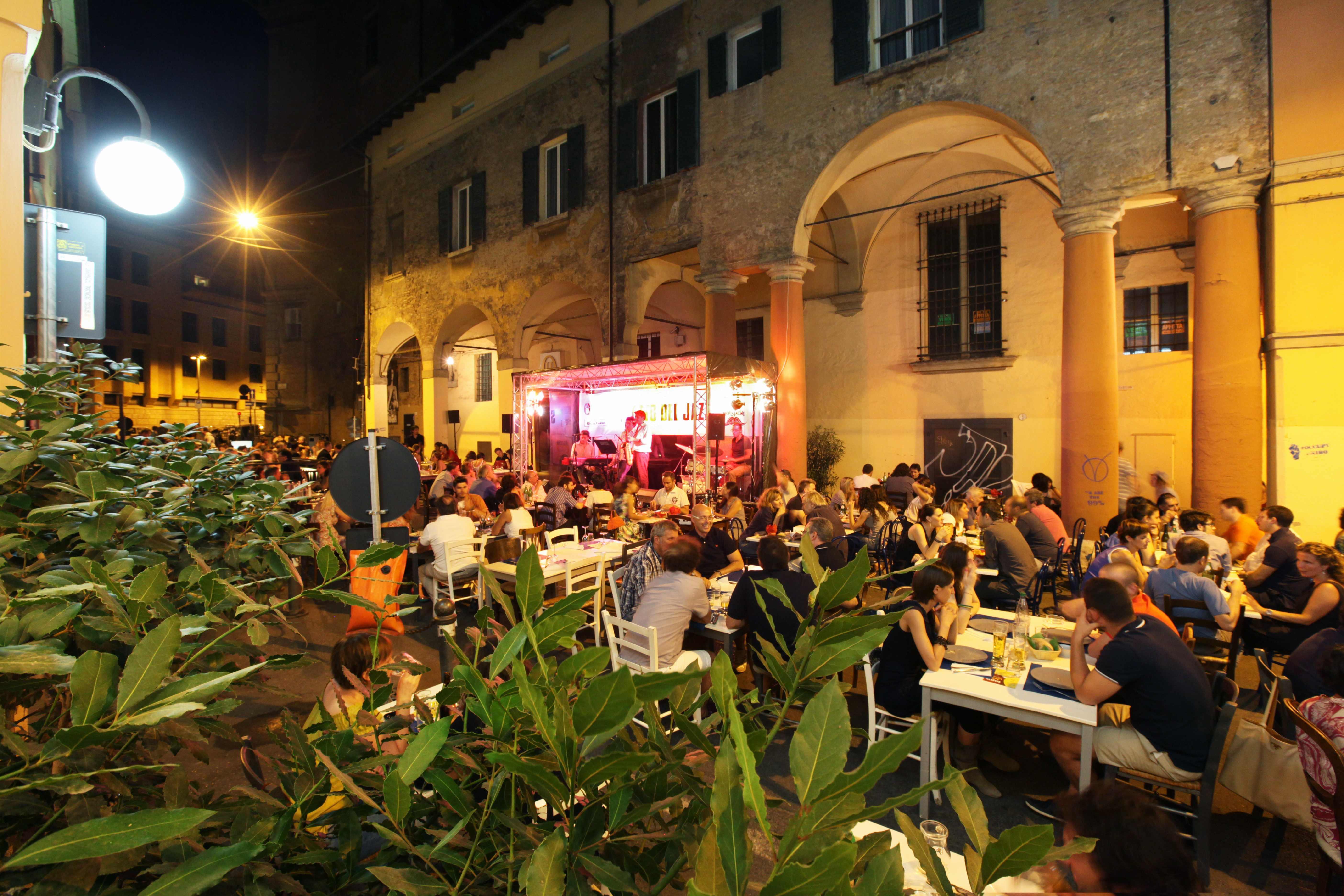 Ristoranti Di Bologna Dove Mangiare All Aperto Zero