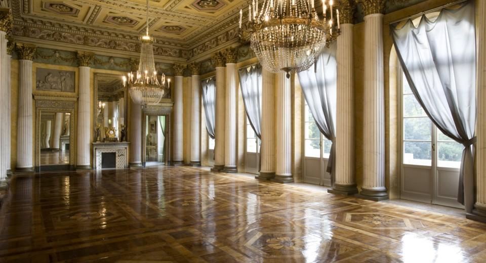 Gam galleria d 39 arte moderna di milano c o villa for Accademia arte milano