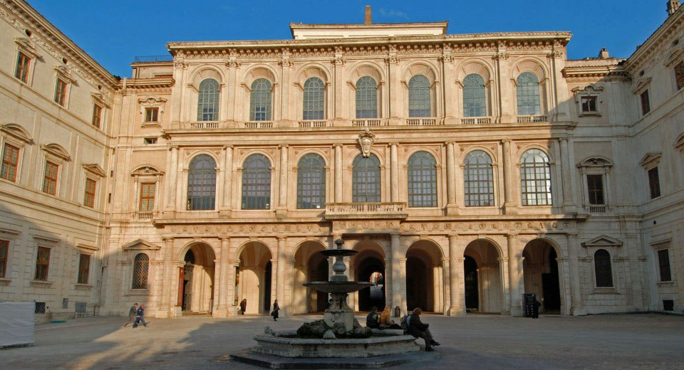 Gallerie nazionali di arte antica di Roma. Paolini