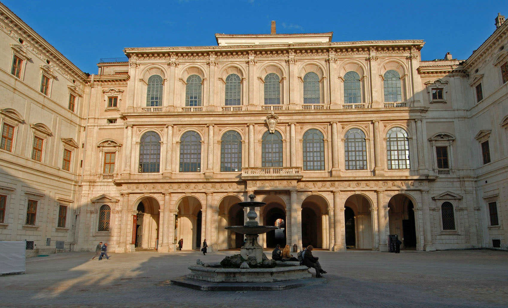 Galleria nazionale d'Arte Antica a Palazzo Barberini | Zero