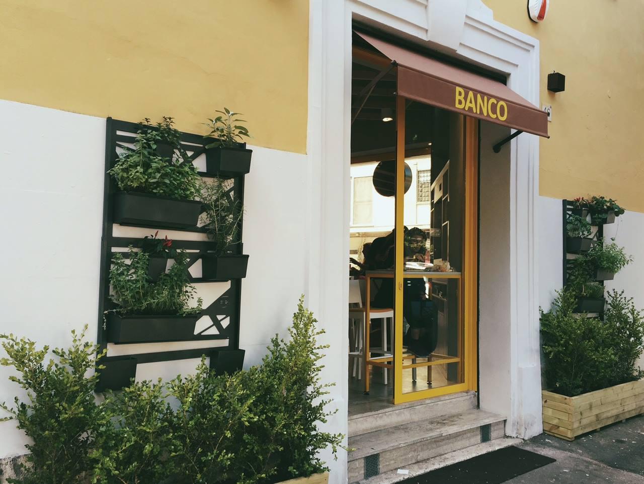 Banco roma zero for Opzioni di rivestimenti leggeri