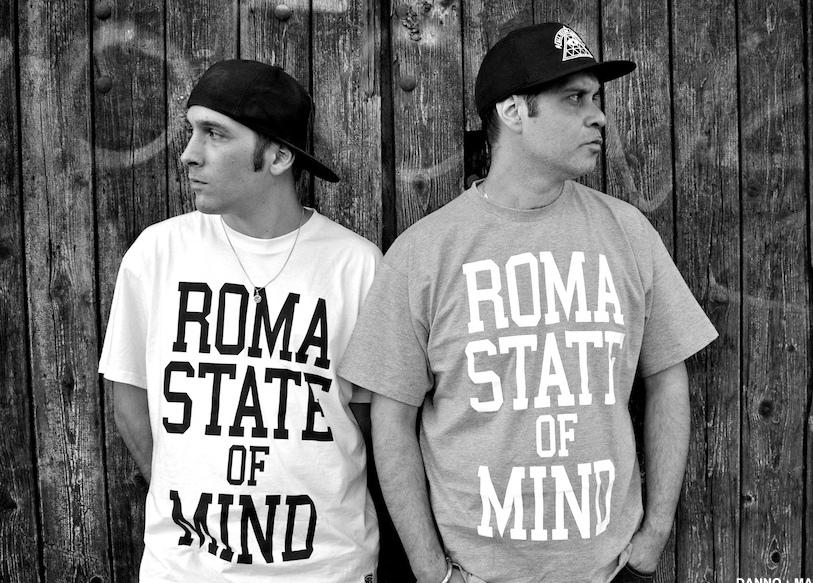 Roma doppia H  i 10 album fondamentali dell hip hop romano  391fbae8a1ef