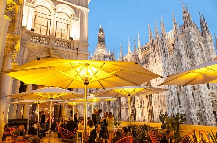 Terrazza Aperol Summer Party | Terrazza Aperol - Milano | Zero
