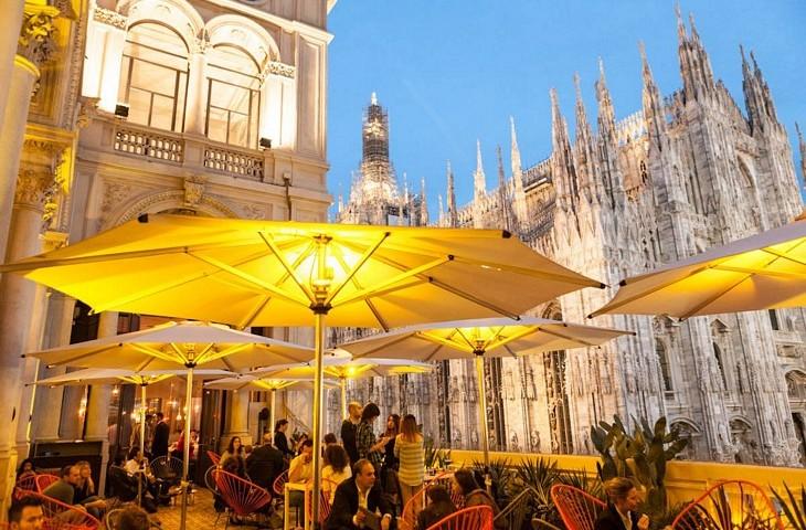 Terrazza Aperol | Milano | Zero