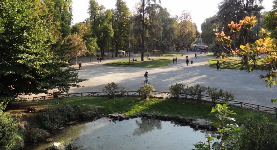 Giardini pubblici indro montanelli milano zero - Bastioni di porta venezia ...