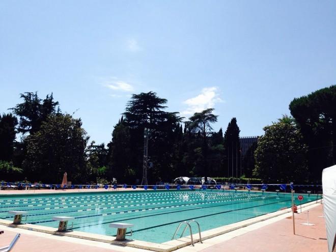 Dove tuffarsi in piscina a roma zero for Piscina roma