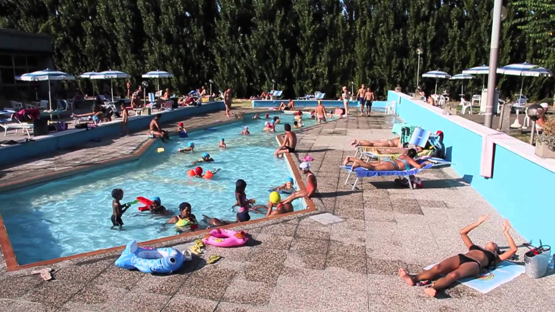 Piscina vandelli bologna zero for Piani di progettazione della piscina