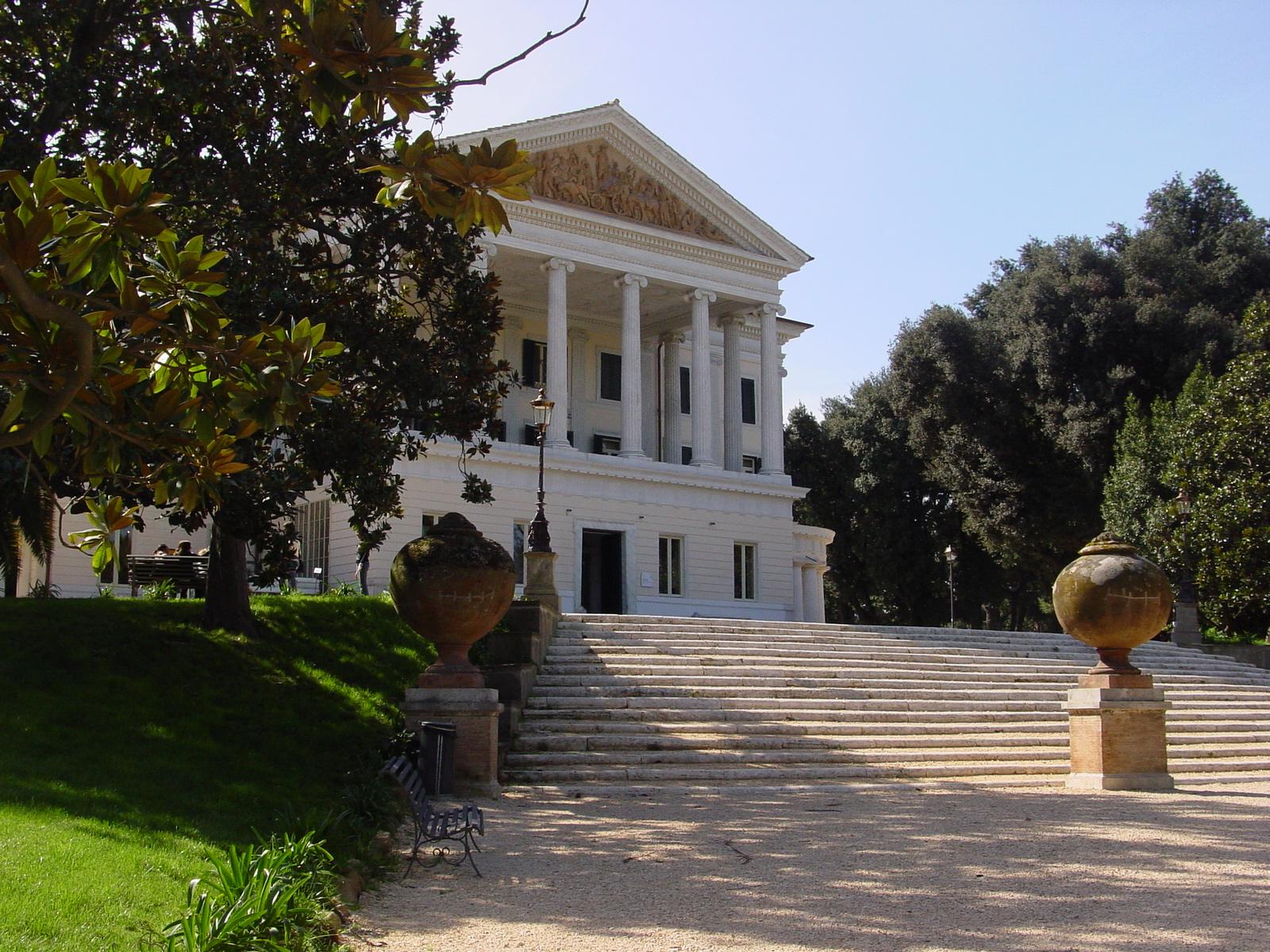 Musei Di Villa Torlonia Roma En Fran Ef Bf Bdais