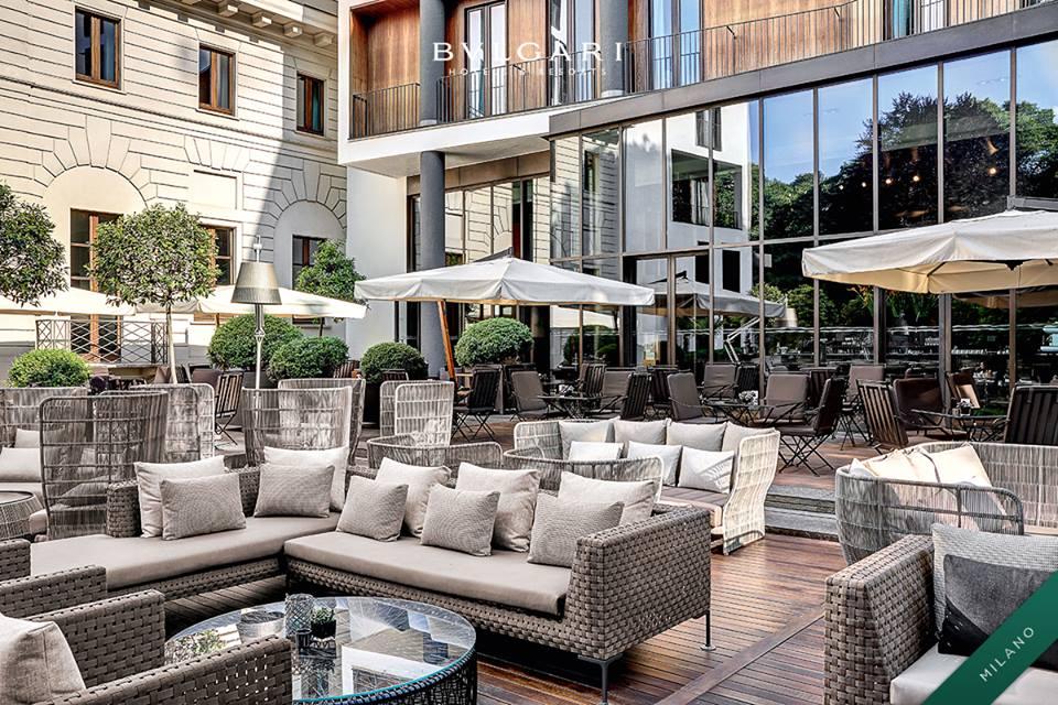 Hotel Giardino Milano