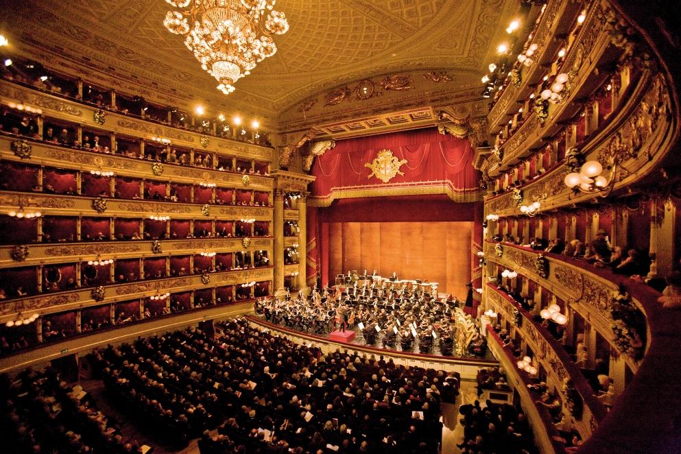 Festival delle orchestre internazionali teatro alla for Struttura politica italiana
