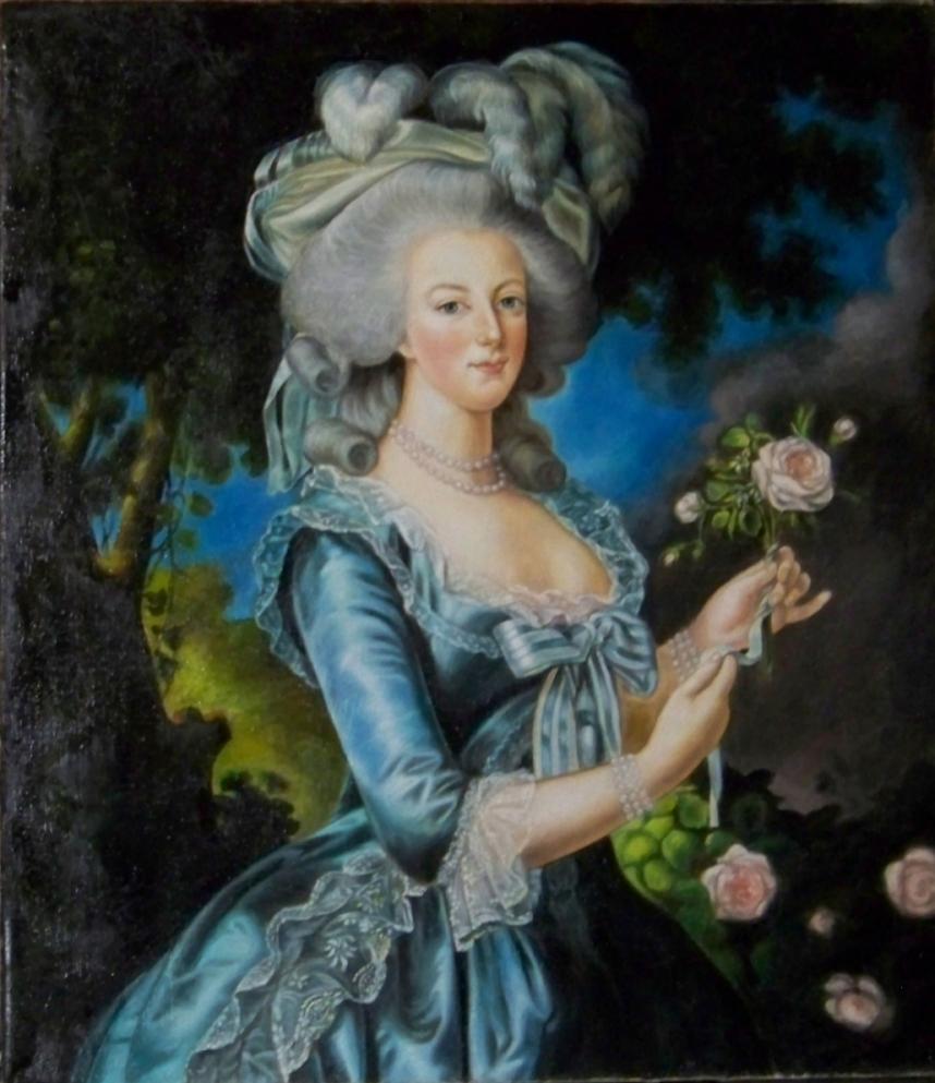 Risultati immagini per immagini regina maria antonietta
