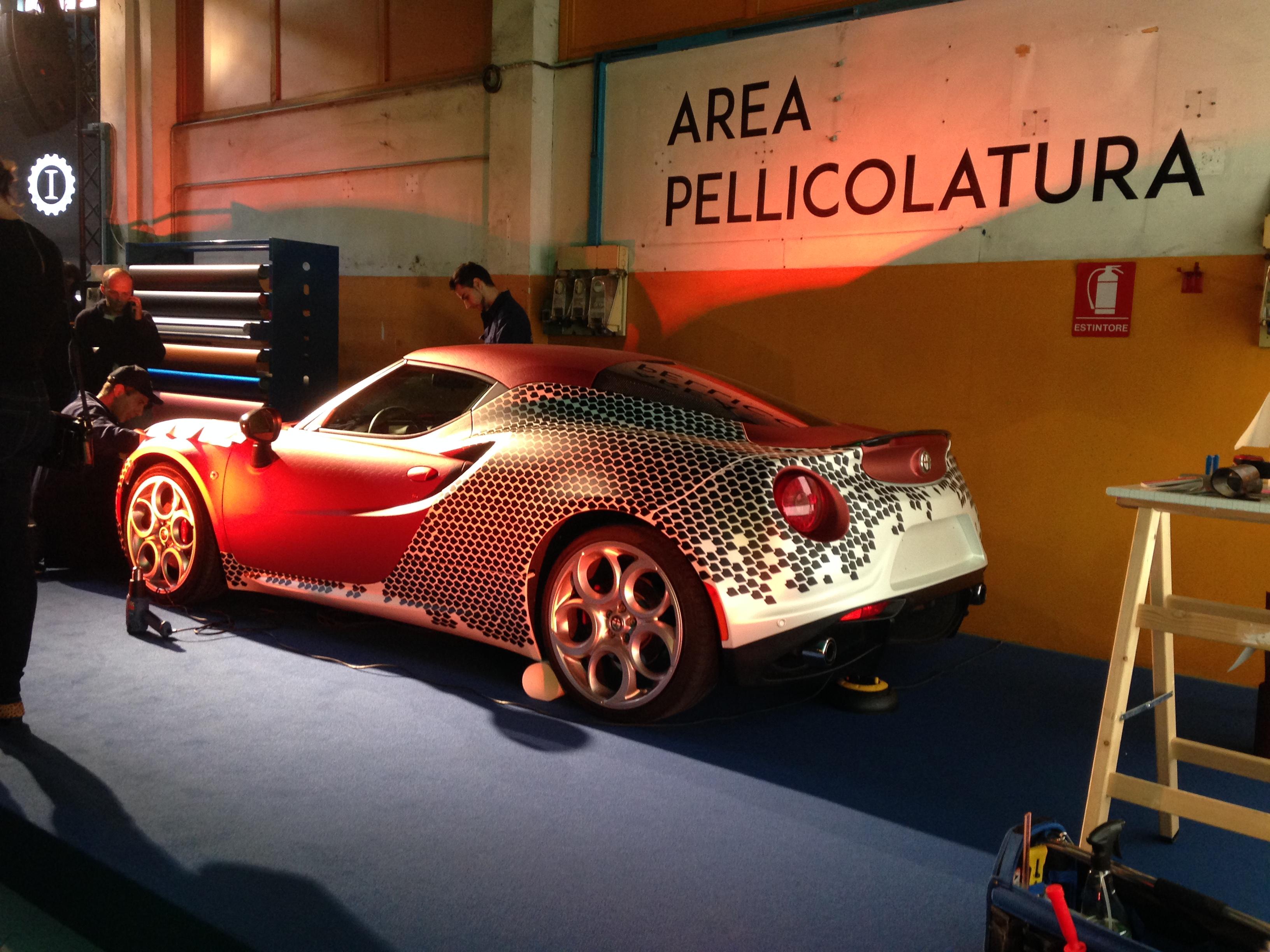 Garage-Italia-Customs-area-pellicolatura