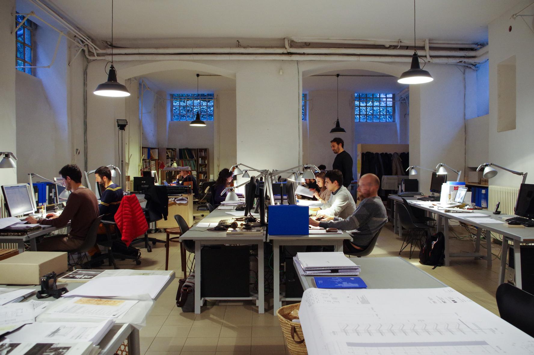 Scandurra Studio, Milano