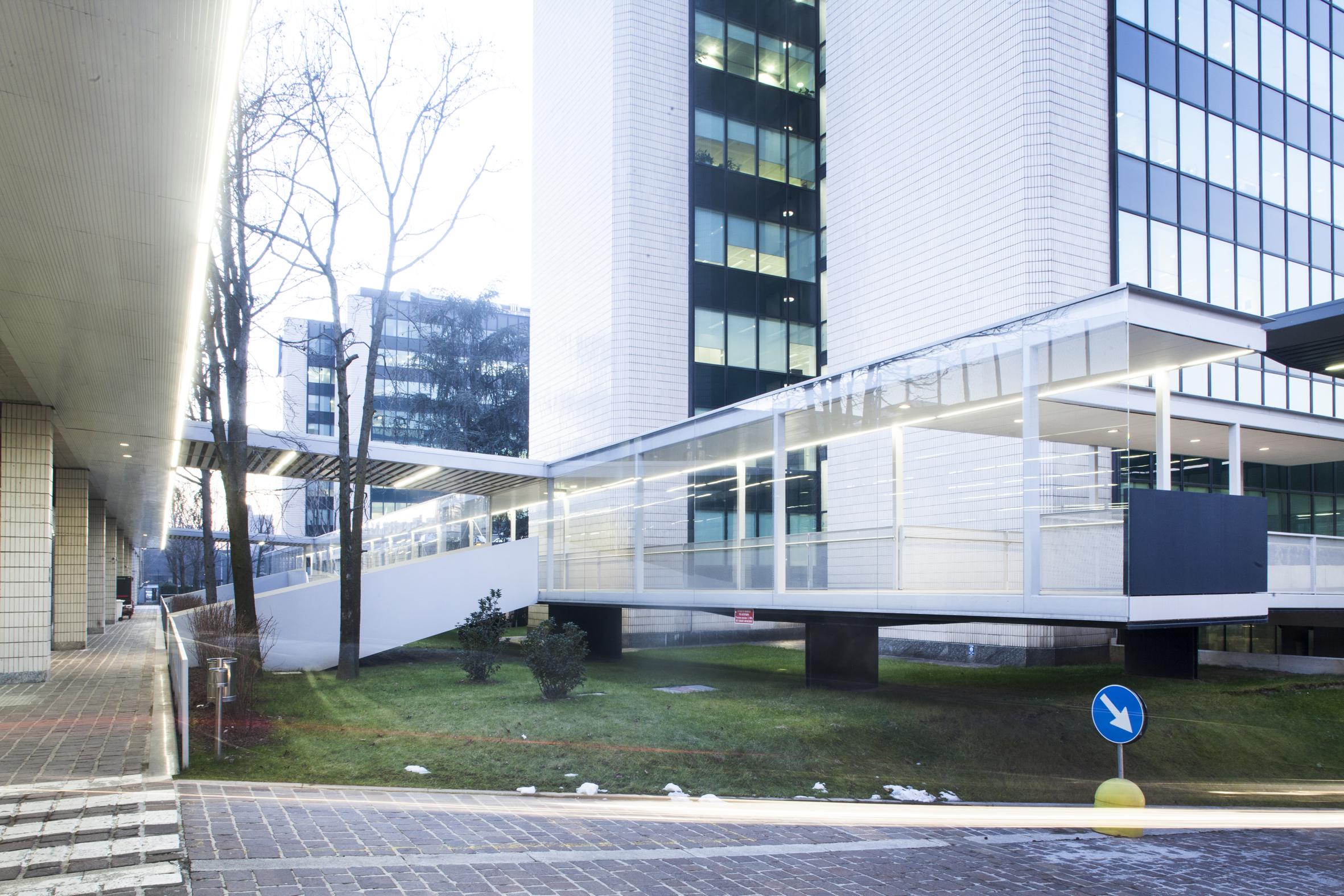Foster Wheeler Headquarters, Corsico, Milano
