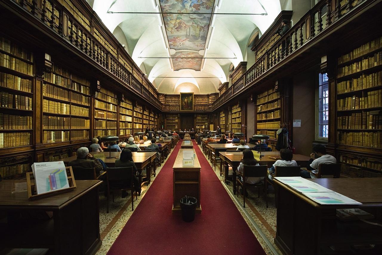 Bookcity alla Biblioteca Nazionale Braidense