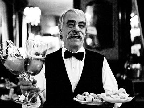L'indimenticabile Nino del Bar Basso - © http://www.santagataviva.it