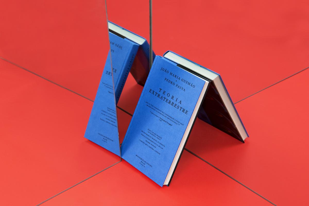 Books by Mousse Publishing, Photo: Niki Leck
