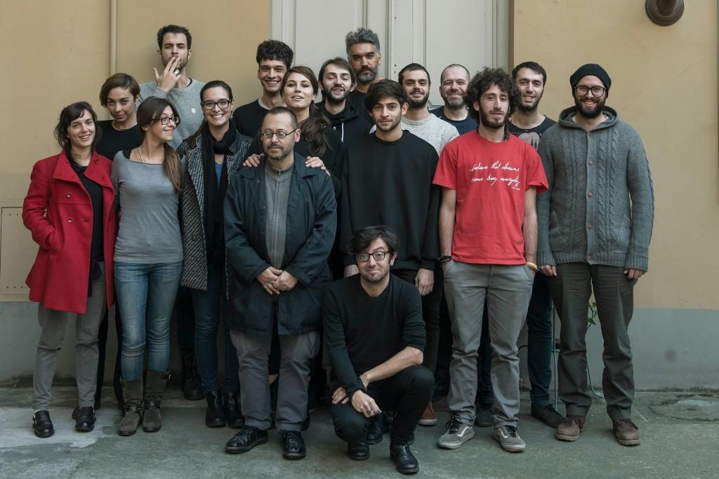 Lo staff del festival Club To Club a Torino