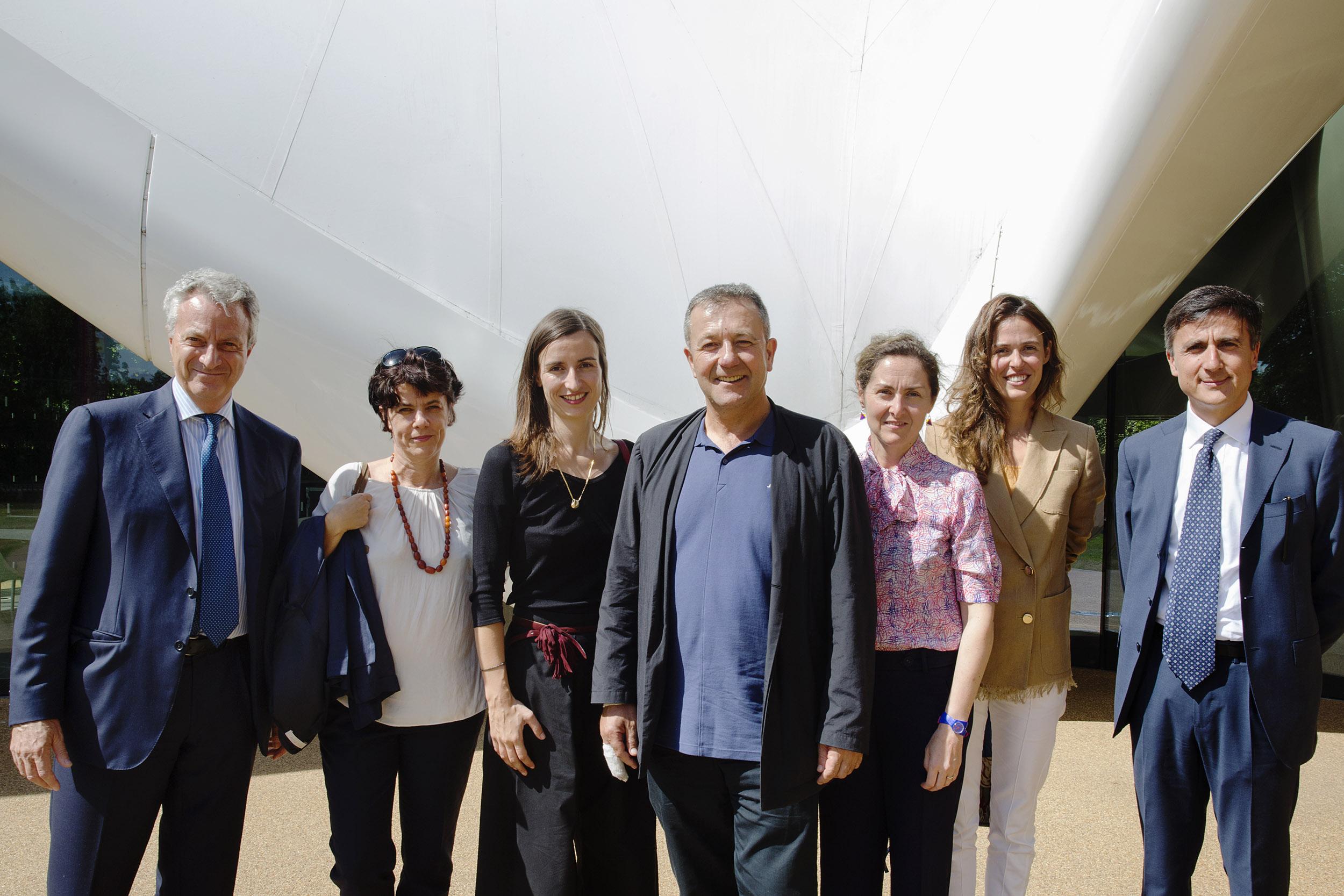HangarBicocca, le persone Foto Lorenzo Palmieri