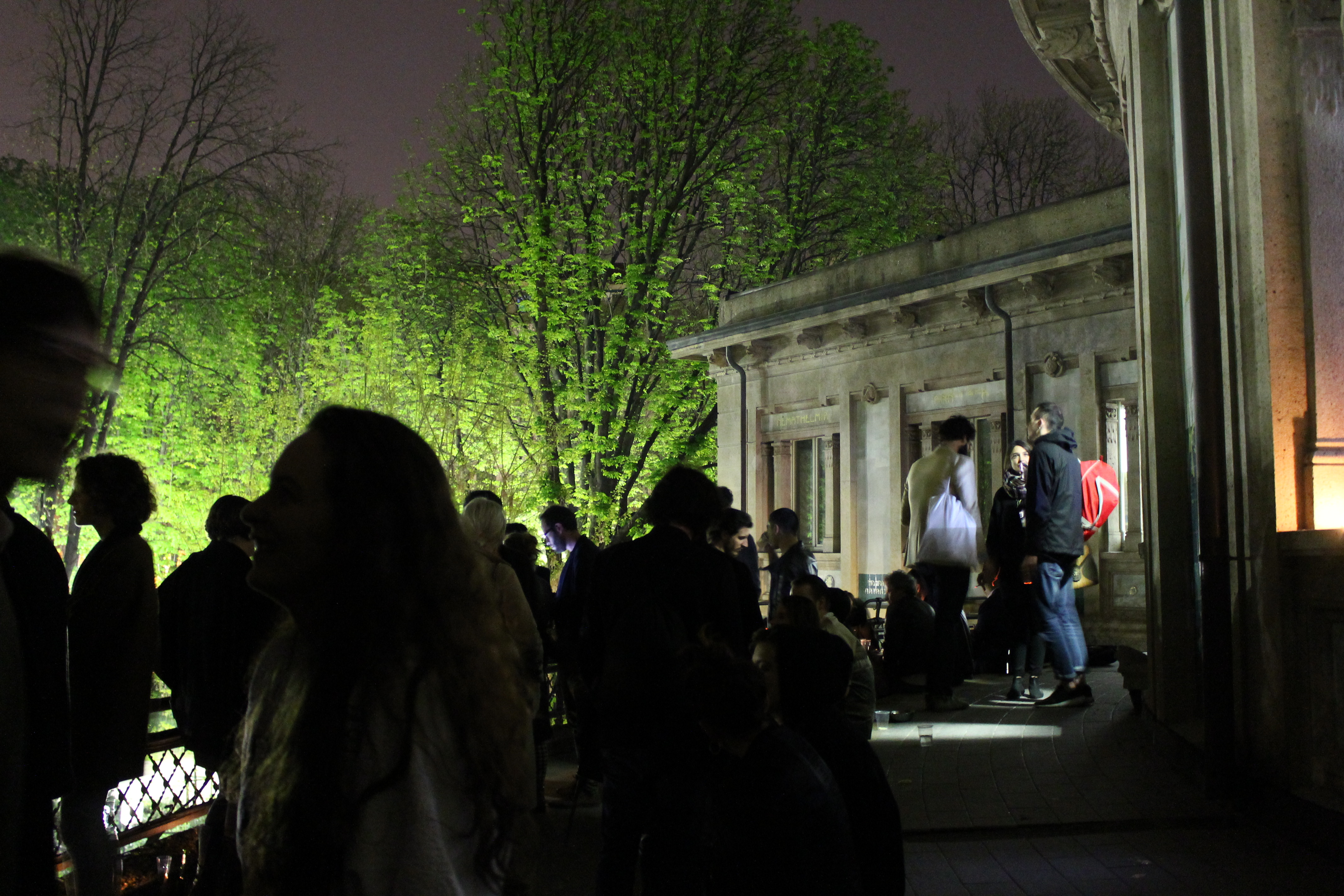 The Spring Night, 2014 (Acquario di Milano), Photo: Valentina Bigaran.