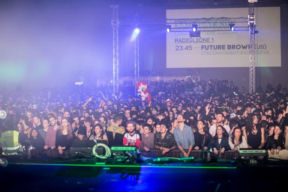 La folla al Lingotto lo scorso anno per il Gran Finale