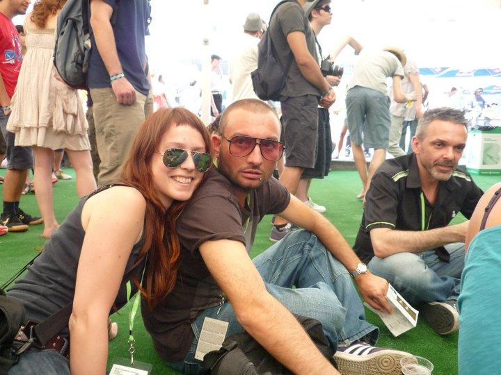 Denis and friends al Sónar in attesa di un dj set