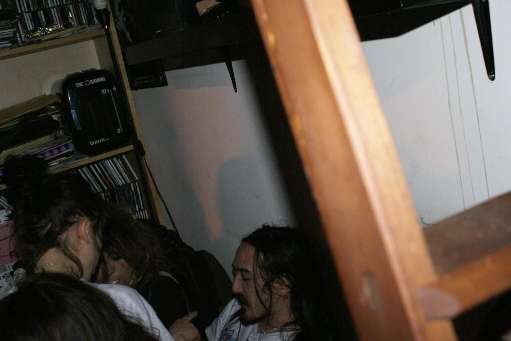 Una paparazzata: Steve Aoki sgamato in after a casa di Massi