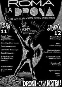 Roma-La-Drona-locandina-Dal-Verme