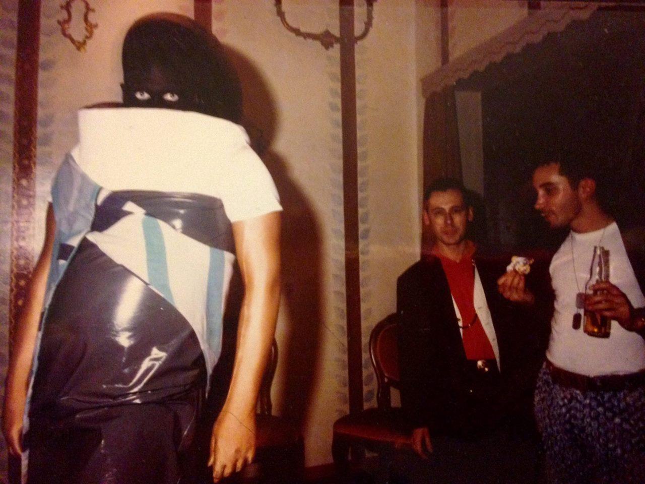 Lorenzo LSP, Roberto Spallacci e il leggendario Leigh Bowery allo Studio Due di Torino