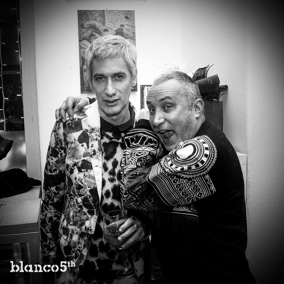 Riccardo Slavik e Lorenzo Lsp