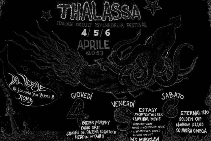 Thalassa prima edizione, 2013