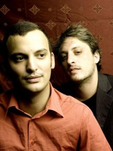 Vladi e Gero nel 2008 foto by Lluisa Valieri