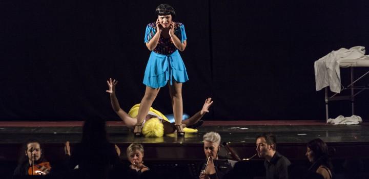 Elisir d'amore, Teatro Nuovo di Milano 26 ottobre 2015