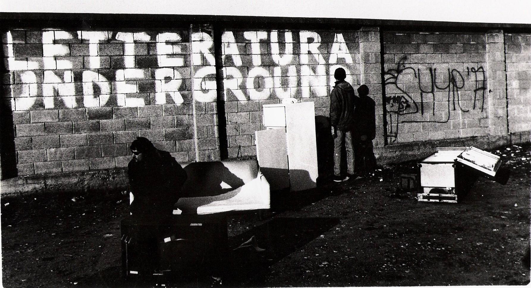 Letteratura Underground