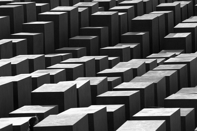 Peter Eisenman, Jewish Memorial, Berlino