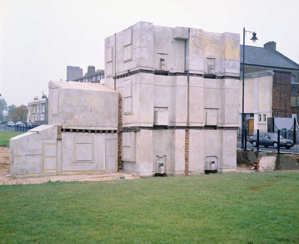House (1993), Rachel Whiteread © Rachel Whiteread / Photo Sue Omerod