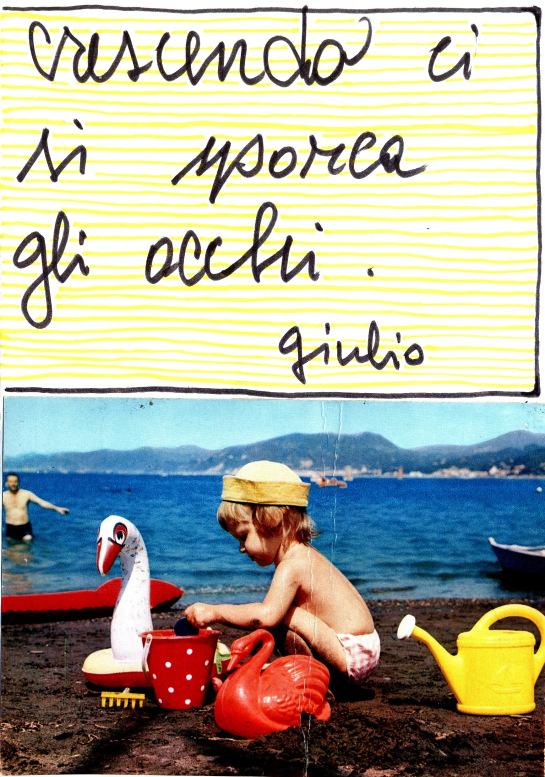 Subculture Fanzine, Giulio Zanet